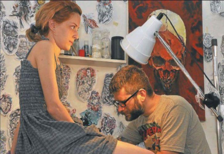 El Estilo Acuarela Favorito Entre Los Tatuajes De Autor Perfil
