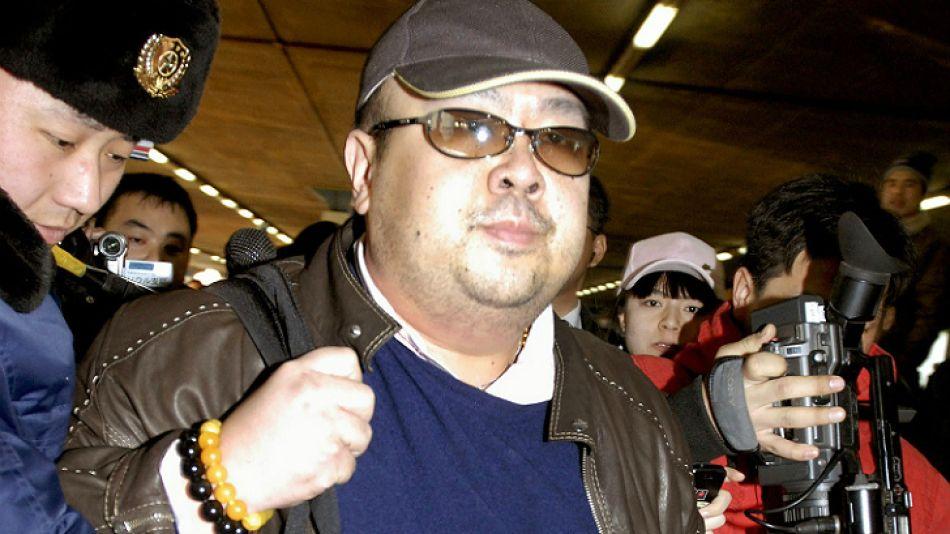 Kim Jong-nam, hermanastro asesinado de Kim Jong-un