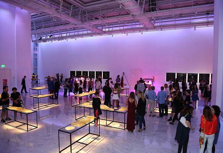 La exposición de Cayetano Ferrer se podrá ver hasta el 25 de febrero.