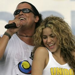 Shakira -Carlos Vives