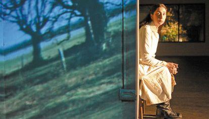 Maestros. María Merlino interpreta a una maestra rural que cambió su rutina y quedó perdida.