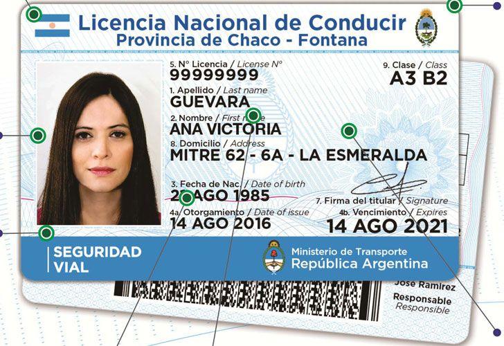 Licencia De Conducir: Con La Nueva Licencia De Conducir No Se Puede Manejar En