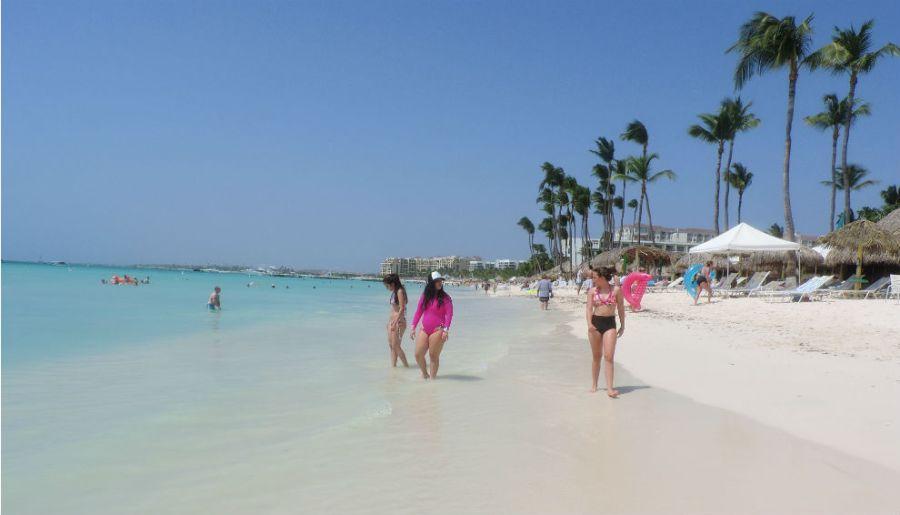 Aruba playa 9