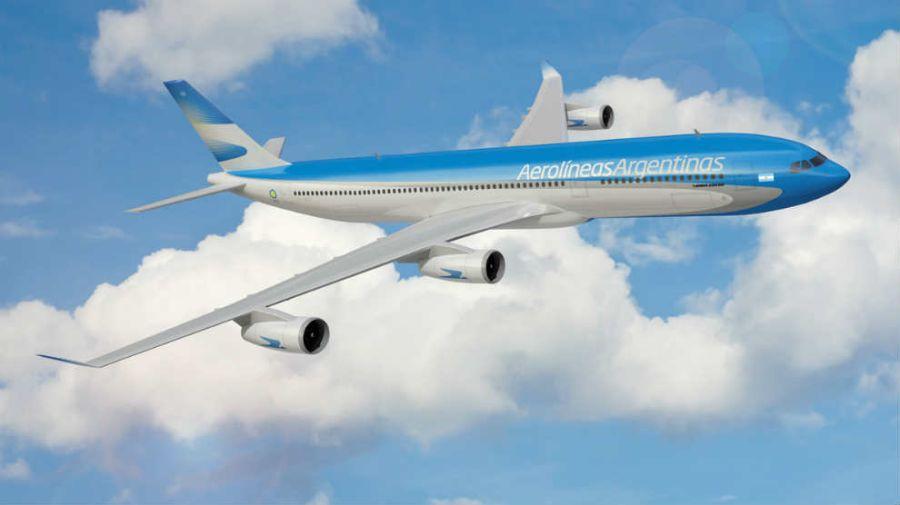linea-aerea aerolineas argentinas