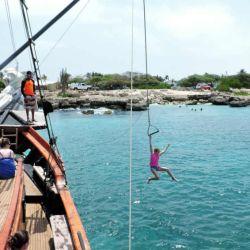 Aruba barco pirata