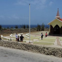 Aruba iglesia