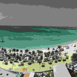 Aruba panoramica