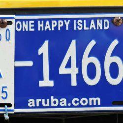 Aruba patente