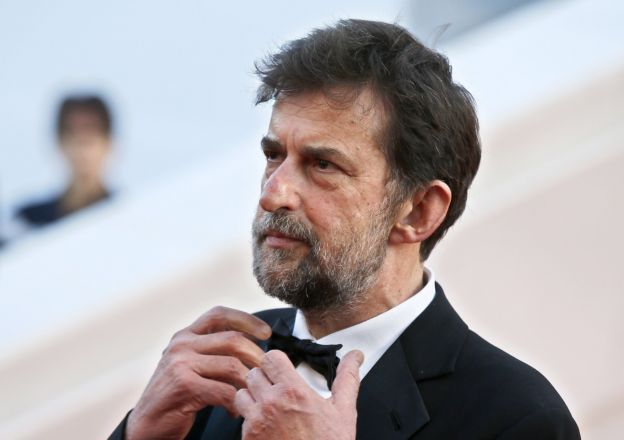 "El director italiano en el screening de ""Mia Madre"" en Cannes."