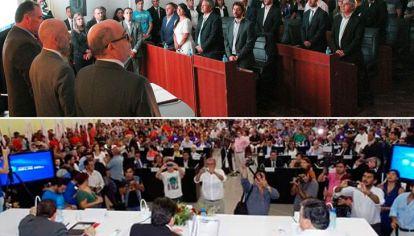 Municipios de Lanus y José C. Paz
