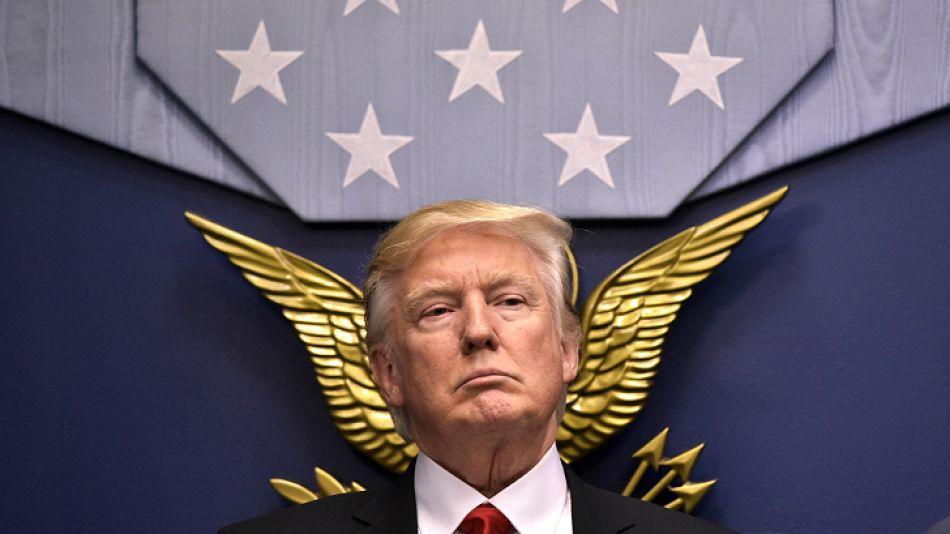 Donald Trump ordenó el ataque contra Siria