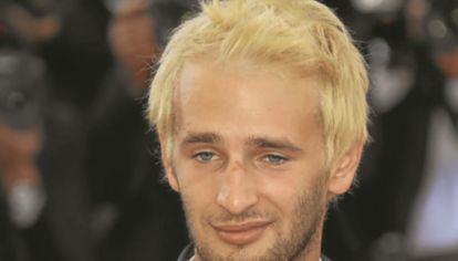 Hopper Penn, el hijo del actor Sean Penn.