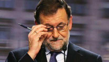 El presidente de España, Mariano Rajoy.