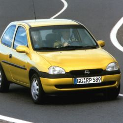 6-second-generation-corsa-launched-in-1993