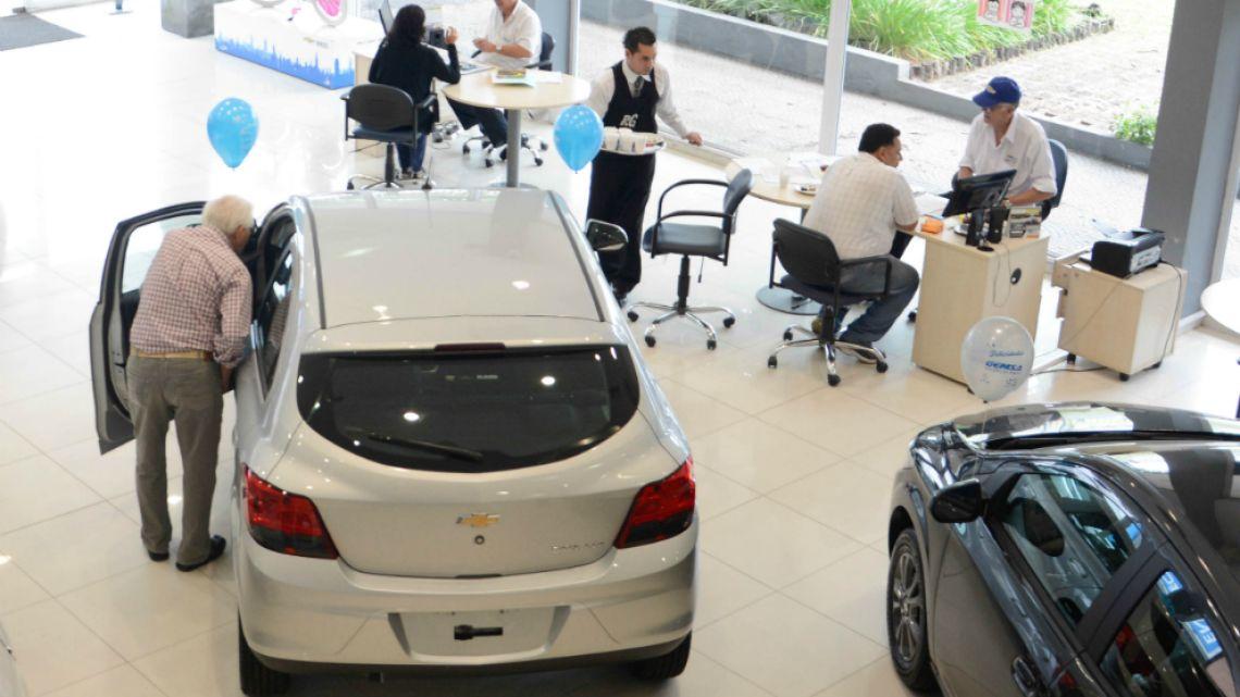 Sigue plan de descuentos para comprar autos cero kilómetro