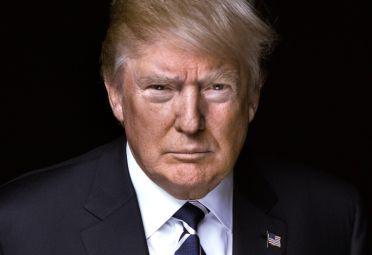 Presidente norteamericano Donald Trump