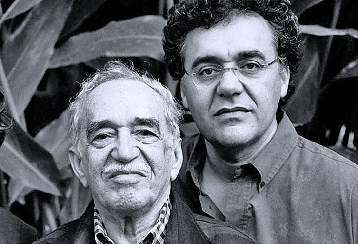 Juntos. Rodrigo García Bacha asegura que aprendió de su padre a trabajar y no bajar los brazos. Cuenta que eligió llevar sus cenizas a la ciudad de Cartagena.