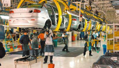 VIA DE CONTACTO. La industria automotriz, Brasil-dependiente.