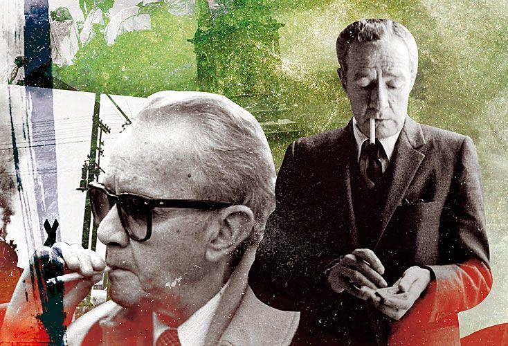 Se cumplen cien años del nacimiento del escritor y fotógrafo mexicano Juan Rulfo, autor de dos obras maestras que impactaron en la literatura universal, 'Pedro Paramo' y 'El llano en llamas'.