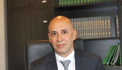 Ministro porteño. Ocampo fue sorprendido por la Justicia.