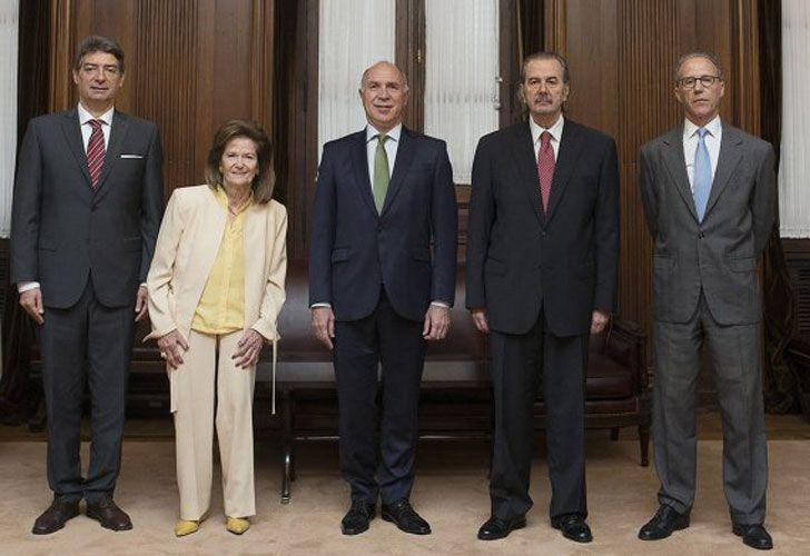 3 contra 2. Así se dividió la Corte Suprema en el fallo Muiña.