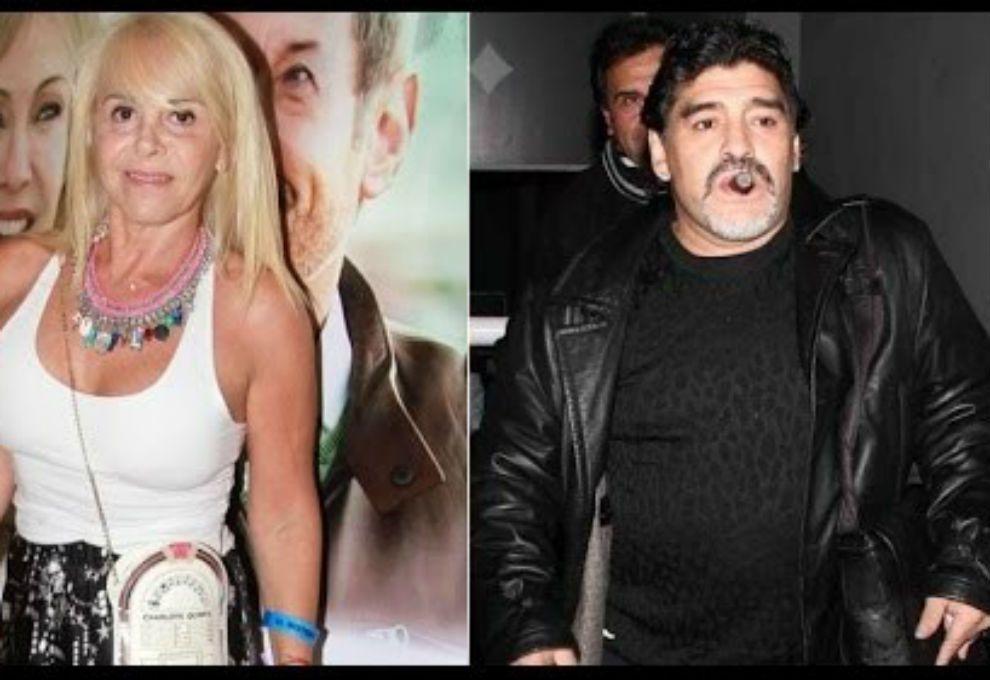 Claudia Villafañe le iniciará acciones legales a Maradona