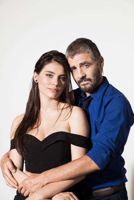 Germán Palacios y Eva de Dominici