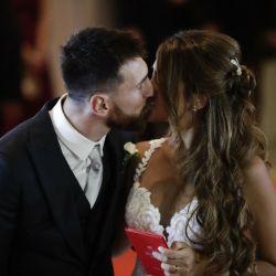 Lionel Messi y Antonela Roccuzzo (3)