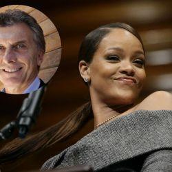 Rihanna-Macri