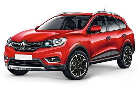 Dacia Duster Suv 2018 >> Así es el nuevo Renault Duster | Revista Parabrisas