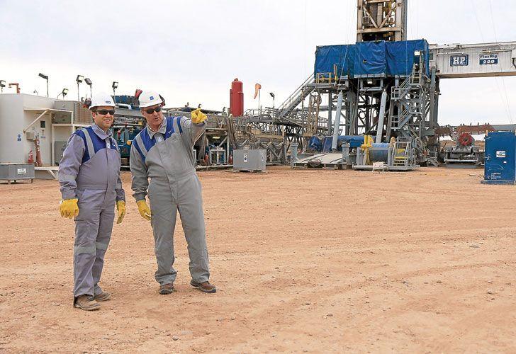 """DALE GAS. En la compañía petrolera aseguran que buscan """"acelerar el desarrollo"""" del yacimiento."""