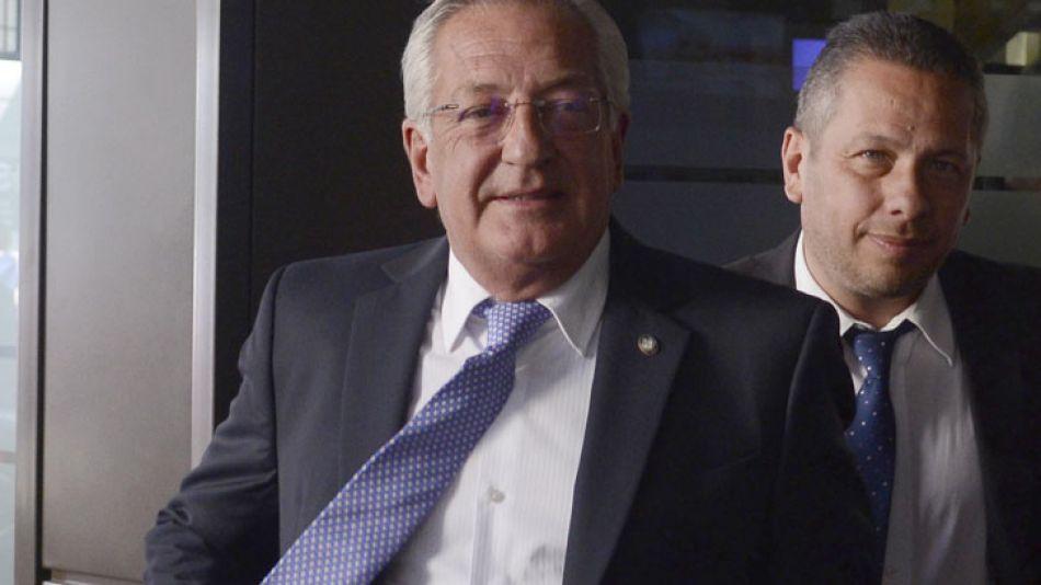 Eduardo Fellner, exgobernador de Jujuy