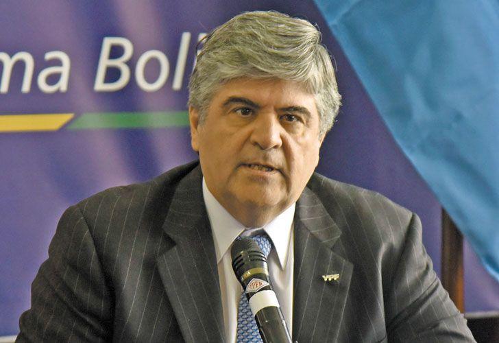 Frente a frente. Miguel Gutiérrez, presidente de YPF, quiere cobrar los millones de Ecogas.