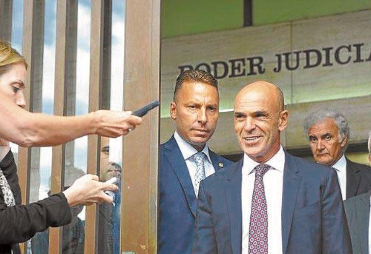La denuncia de Arribas reaviva tensiones en Comodoro Py.