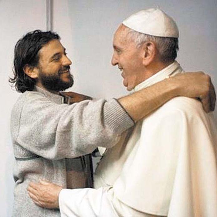 El Papa y Grabois