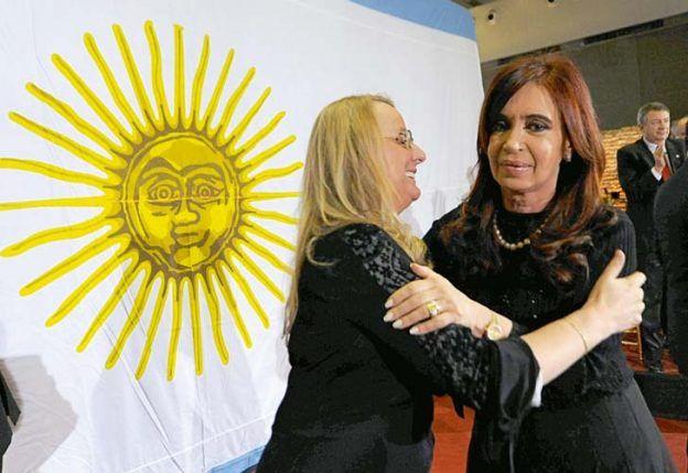La insólita guerra entra Alicia y Cristina Kirchner en Santa Cruz