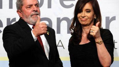 Ni Lula volverá a ser Lula, ni Cristina puede volver a ser Cristina.