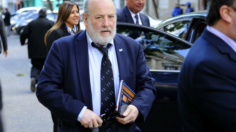 Bonadio, juez federal.