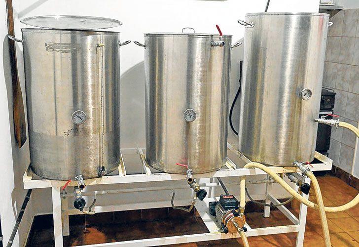 IDEA. El candidato de Cambiemos habló del boom de la producción de cerveza.