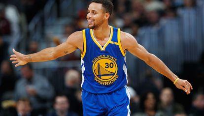 Magia. Stephen Curry fue el MVP en 2015 y 2016.