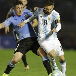 Uruguay vs. Argentina