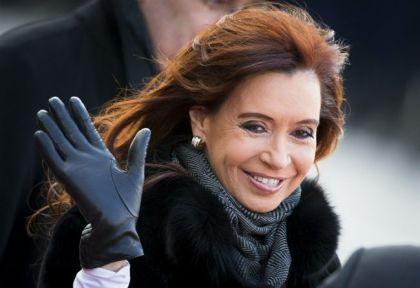 La ex jefa de Estado Cristina Fernández de Kirchner.