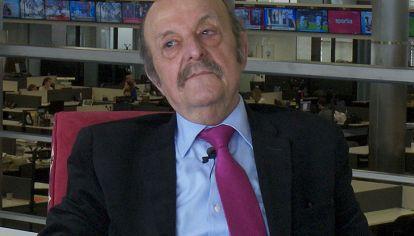 Julio Bárbaro analizó la campaña y criticó a todos.