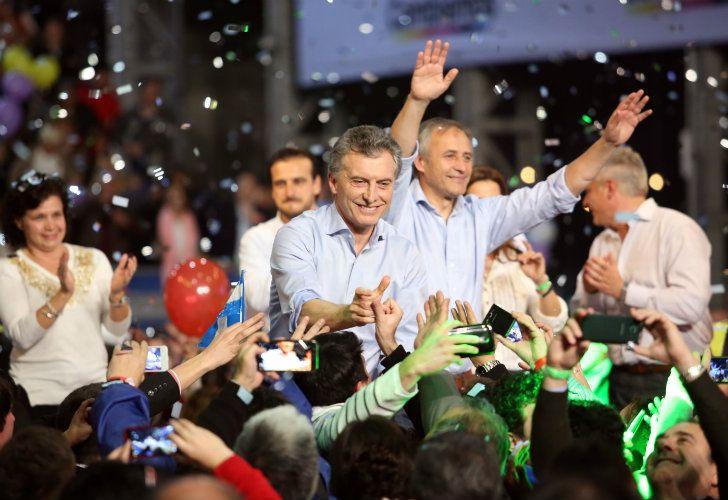 Macri cerró la campaña en Córdoba