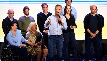 Discurso de Mauricio Macri
