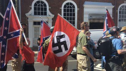 CHARLOTTESVILLE. Una marcha que espantó y sorprendió al mundo.