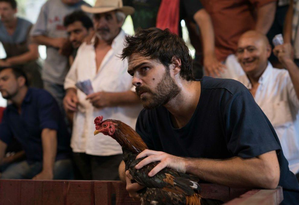 Un gallo para esculapio
