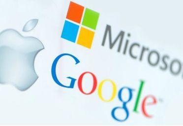 Las empresas de la industria IT al tope del ranking.