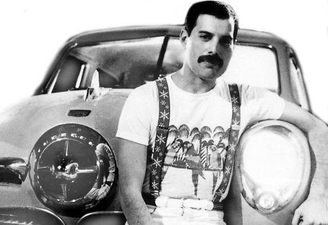 Sitio estadounidense publica primera imagen de Rami Malek como Freddie Mercury