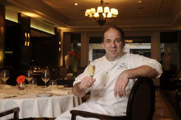 """Olivier Falchi: """"Estoy en contra de los secretos de cocina"""""""